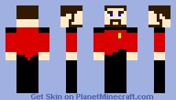 Xepheos (YOGSCAST) Minecraft Skin