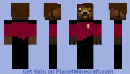Bear Xephos Minecraft Skin