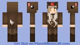 °ѕυgαя° Reindeer cutie! Minecraft Skin