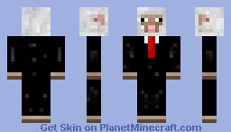 Mr. Sheep (new version) Minecraft Skin