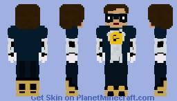 Nora West-Allen   XS - CW Minecraft Skin