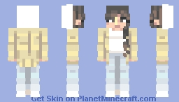 beanie Minecraft Skin