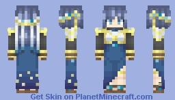 Nanami Yachiyo (七海 やちよ ) Minecraft Skin