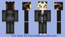 Yami Yugi /w suit Minecraft Skin