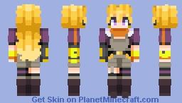 Yang Xiao-Long | RWBY Minecraft Skin