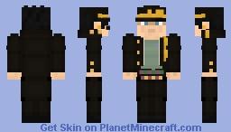 Yare Yare Daze Minecraft Skin