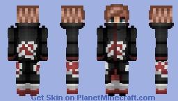 Sexy Akatsuki Minecraft Skin