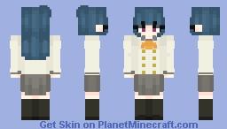 Yoshiko Tsushima (津島善子) from Love Live: Sunshine Minecraft Skin