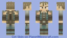 Human Bowman Minecraft Skin