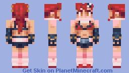 Yoko Minecraft Skin
