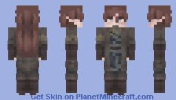 𝘺𝘰𝘯𝘥𝘦𝘳𝘭𝘺 ⋆ 𝘤𝘰𝘮𝘮𝘪𝘴𝘴𝘪𝘰𝘯 ⋆ 𝘧𝘳𝘱 Minecraft Skin