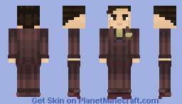 Yakuza 3 - Yoshitaka Mine Minecraft Skin