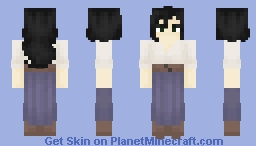 Young Ivy Minecraft Skin
