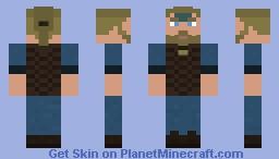 Young Rangar (TLK) Minecraft Skin