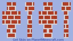 Camouflage-Brick Minecraft Skin