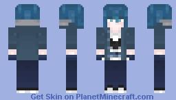 Yui - Kemono Jihen Minecraft Skin
