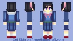 Yuka Mochida [Corpse Party Rebuilt] Minecraft Skin