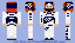 F1 - Yuki Tsunoda Racing Suit 2021 Minecraft Skin