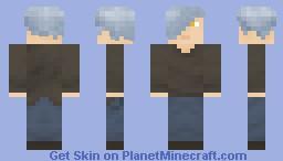 Yukito (Air) Minecraft Skin