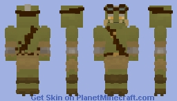 El Goblino [Lord of the Craft] Minecraft Skin