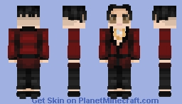 MORGENSHTERN - YUNG HEFNER   МОРГЕНШТЕРН - МОЛОДОЙ ХЕФНЕР Minecraft Skin