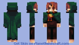 Yuseiboushi ~ 遊生夢死 - Eve Minecraft Skin