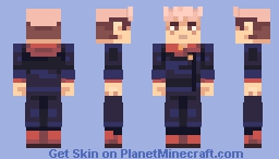 Yuji Itadori [Jujutsu Kaisen] Minecraft Skin