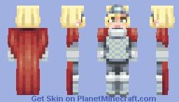 kushana from nausicaä | request Minecraft Skin