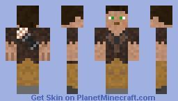 Wentzel Minecraft Skin