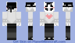 Zacharie Minecraft Skin