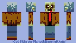 Zombie (Zombies ate my Neighbors!) Minecraft Skin