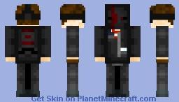Scarred skin v3 Minecraft Skin