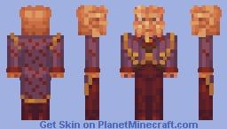 Grand Nagus Zek Star Trek DS9 Minecraft Skin