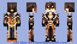  Zhongli - Genshin Impact ⭐⭐⭐⭐⭐ Minecraft Skin