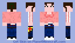 Zoey Minecraft Skin
