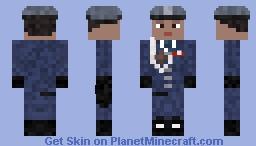 Zofia Elite Minecraft Skin