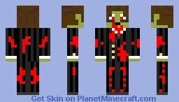 zombie groom Minecraft Skin