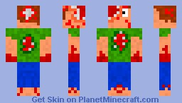 zombie...thing Minecraft Skin