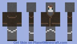 Zombie apocalyspe survivor (check the 3D preview) Minecraft Skin
