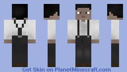 Manic Digger Zombie Skin Minecraft Skin
