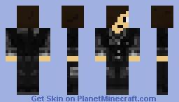 Suit guy Minecraft Skin