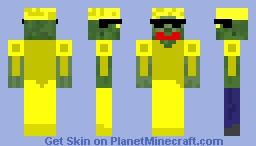 dayz Minecraft Skin
