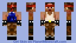 boxerdudea Minecraft Skin