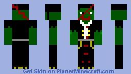 zombie me (my custom skin) Minecraft Skin