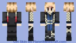 Zox Goldtsuiker Minecraft Skin