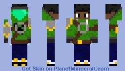 Me! ZSolar1. Minecraft Skin
