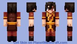 Zuko (ATLA) Minecraft Skin