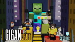 Gigancraft by HQT Minecraft Map & Project