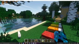Natural Environment HD+Sound engine 1.14.x by Stewen Minecraft Texture Pack