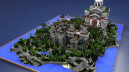 Dragons Hub Minecraft Map & Project